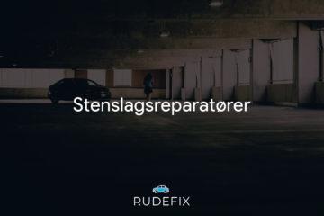Stenslagsreparatører - Team rudefix
