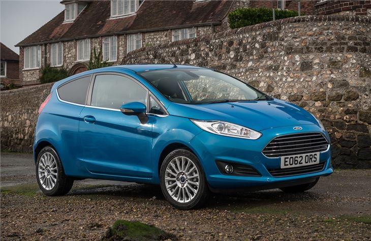 Ford Fiesta forrude skift på din adresse