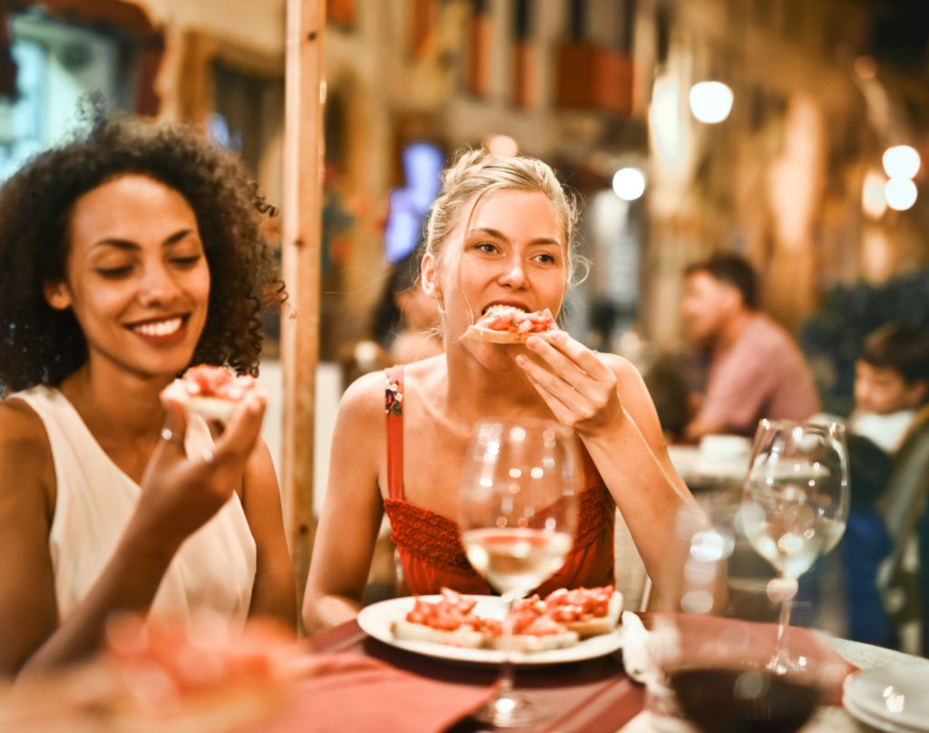 Italiensk mad på kør selv ferien