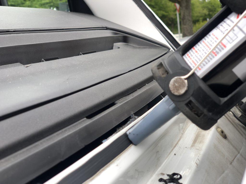 forrude udskiftning på SUV
