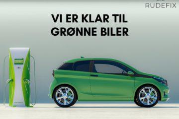 Omstilling miljørigtige biler