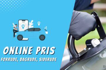 Online pris på ny bilrude