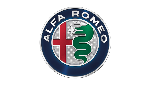 Alfa Romeo car glass