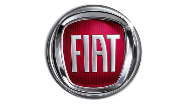 Fiat car glass