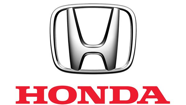 Honda car glass