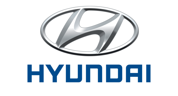 Hyundai car glass