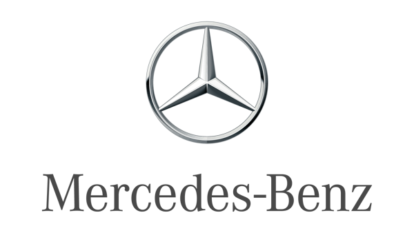 Mercedes car glass