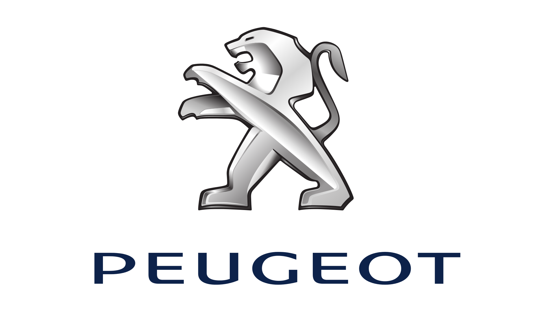 Peugeot car glass
