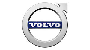 Volvo car glass